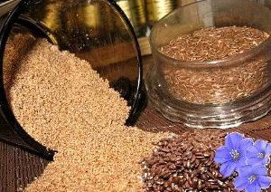Льняное семя – растение с высоким и разнообразным содержанием, необходимых человеку питательных веществ.