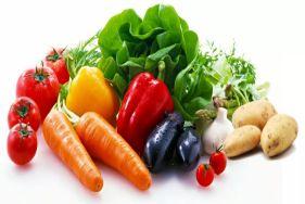 а больше фруктов и овощей, диета для людей со II группой крови