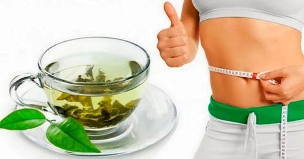 зелёный чай является одним из лучших средств для похудения