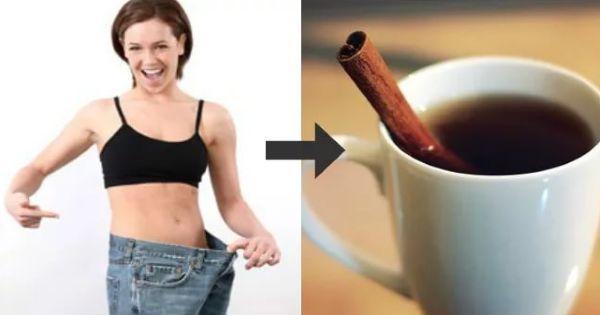 Очень просто — корица контролирует уровень сахара, придаёт чувство сытости, тем самым контролируя аппетит. Регулярное употребление корицы просто не даст возможности съесть лишнее.