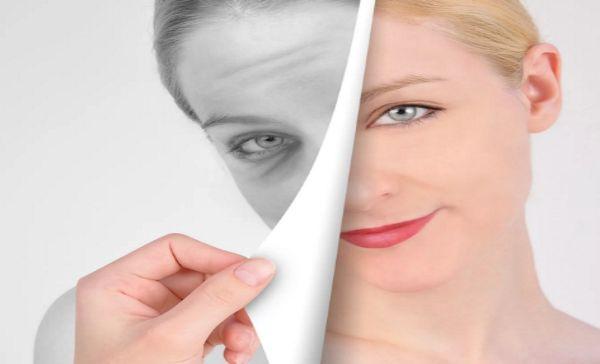 Наиболее заметный антивозрастной эффект дают омолаживающие и подтягивающие маски