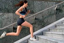 Во время бега по лестнице сжигается огромное количество калорий