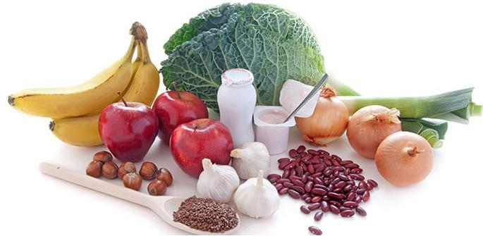Еда с высоким содержанием пробиотиков