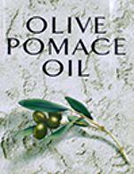 Olive Pomace Oil – жмыховое масло.