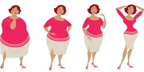 Боже упаси вас считать, что худеть – это трудная задача. Убедите себя в обратном.