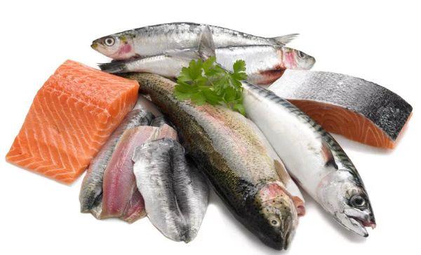 Полезная еда - рыба