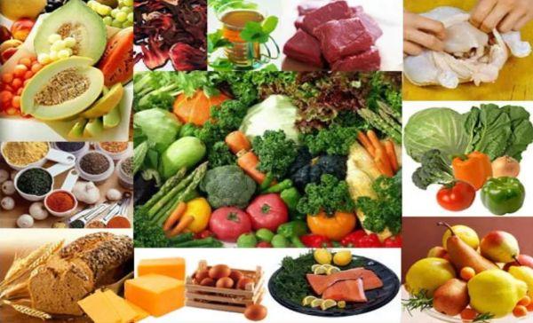 1. Еда должна быть полезной и натуральной