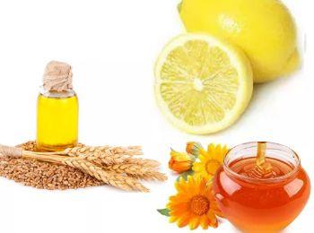 Маска с мёдом, против пигментных пятен