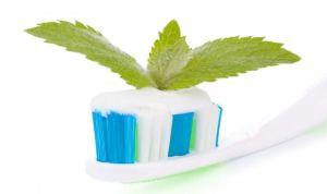зубная паста может помочь