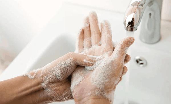 Мыть руки!