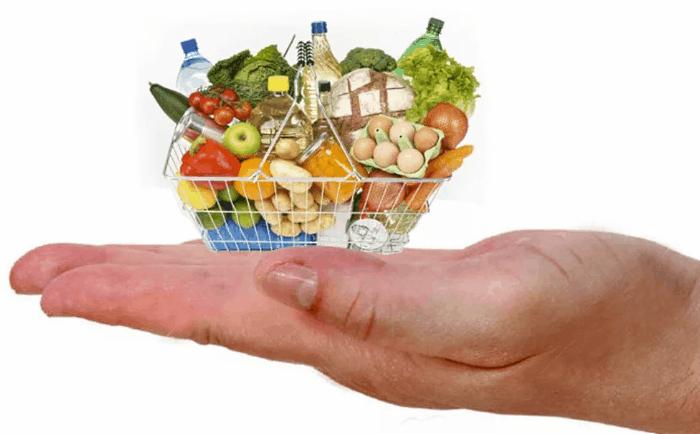 Введение в правильное питание